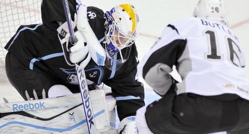AHL Admirals Rampage Hockey