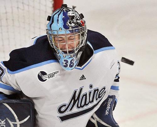 New Hampshire at Maine hockey