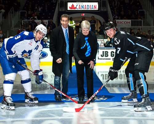 (Photo Credit: Toronto Marlies // Twitter)