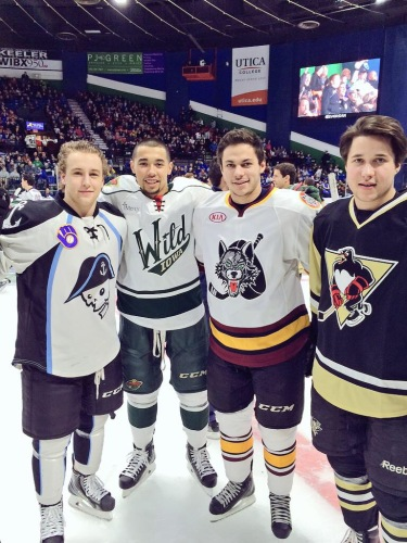 (Photo Credit: @TheAHL // Twitter)