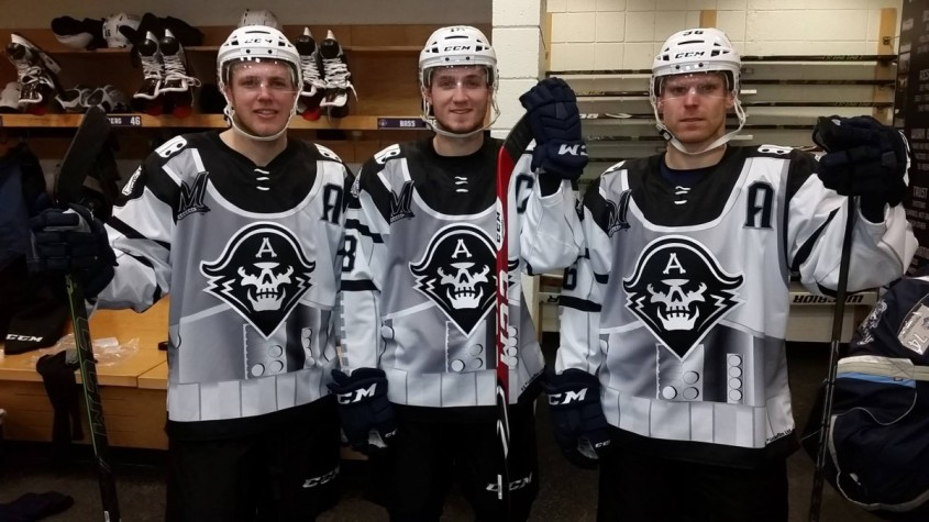 (Photo Credit: Milwaukee Admirals)