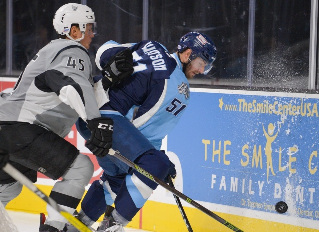 (Photo Credit: Darren Abate // San Antonio Rampage)