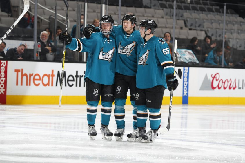 (Photo Credit: San Jose Barracuda)